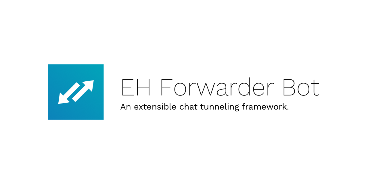 EH Forwarder Bot